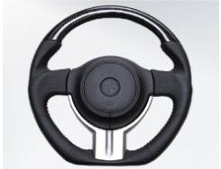 Interior Components - Steering Wheels - Cusco - Cusco Sports Steering Wheel Carbon Fiber