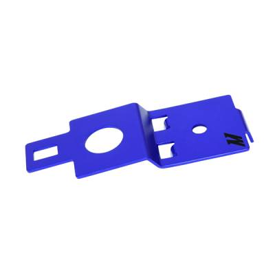 Engine Dress Up - Radiator Caps & Stays - Mishimoto - Mishimoto Aluminum Radiator Stay (Anodized Blue)