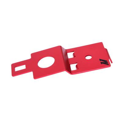 Engine Dress Up - Radiator Caps & Stays - Mishimoto - Mishimoto Aluminum Radiator Stay (Anodized Red)