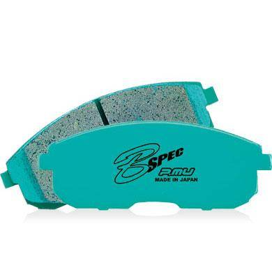 Project Mu - Project Mu B-Force Rear Brake Pads