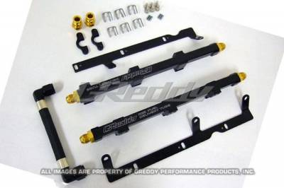 Fuel System - Fuel Rails - GReddy - GReddy High Flow Fuel Rail