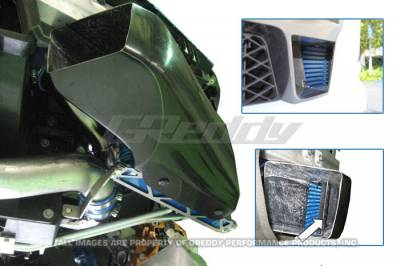 GReddy - GReddy Dual Clutch Transmission Cooler Kit - Image 3