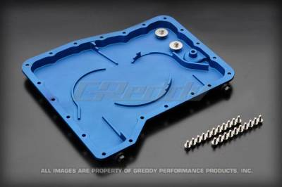 ENGINE - Oil Systems - GReddy - GReddy Dual Clutch Transmission Billet Oil Pan Kit