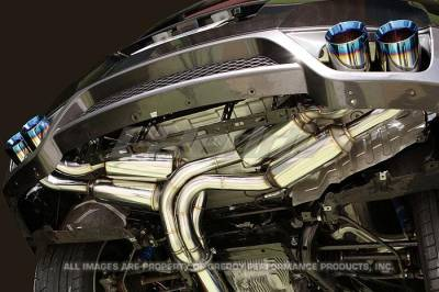 GReddy - GReddy Power Extreme Exhaust - Image 2