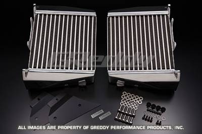 Cooling - Intercoolers - GReddy - GReddy 06R Intercooler Kit