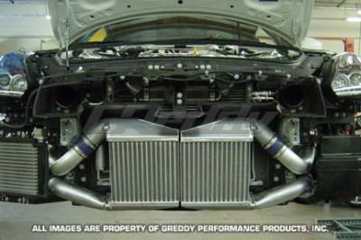 GReddy - GReddy 06R Intercooler Kit - Image 2