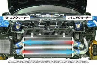 GReddy - GReddy 29R Intercooler Kit - Image 3
