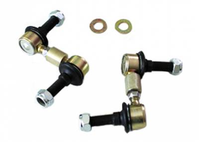 Suspension Components - Endlinks - Whiteline - Whiteline Adjustable Front Swaybar Endlink Kit
