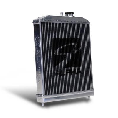 Skunk2 - Skunk2 Alpha Series Half Radiator - Image 2