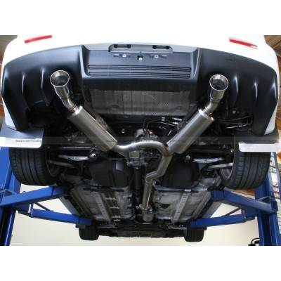 aFe Power - aFe 304SS Dual Cat-Back w/ Polished Tips - Image 6