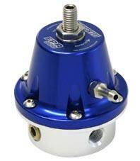 Fuel System - Fuel Pressure Regulators - Turbosmart - Turbosmart Fuel Pressure Regulator 800 Blue