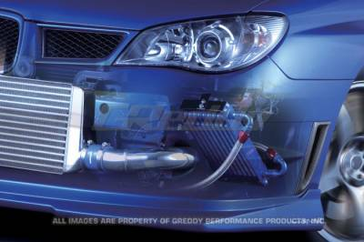 GReddy - GReddy Oil Cooler Kit - Image 1