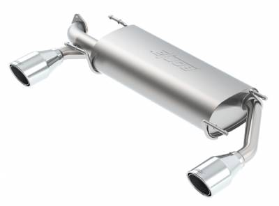 Exhaust Systems - Axle Backs - Borla - Borla Rear Section Muffler