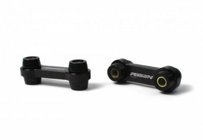 Suspension Components - Endlinks - Perrin Performance - Perrin Front Endlinks w/ Polyurethane Bushings