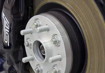 Perrin Performance - Perrin 5x114.3 20mm Wheel Spacers (One Pair) - Image 5