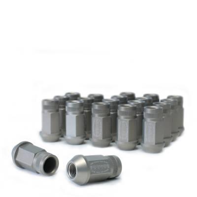 Skunk2 20-pc Hard Anodized Lug Nut Set (12mm x 1.25mm)