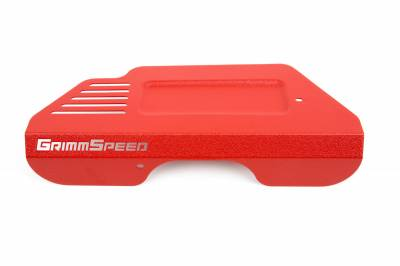 GrimmSpeed - GrimmSpeed Alternator Cover