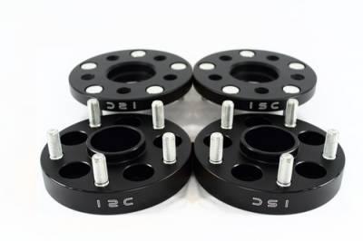ISC Suspension - ISC Suspension Wheel Spacers 5x114.3 25MM Pair