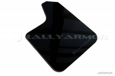 Rally Equipment - Mud Flaps - RallyArmor - Rally Armor Universal UR Mud flap Grey Logo