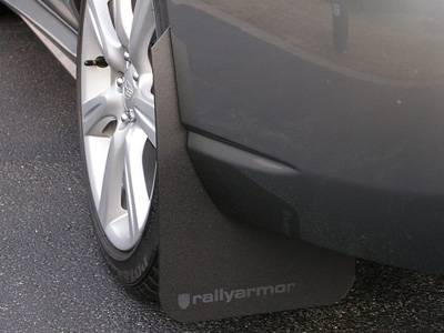 RallyArmor - Rally Armor 02-07 Impreza Classic Mud Flap Grey logo