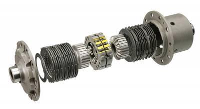Drivetrain & Transmission - Limited Slip Differentials - OS Giken Lock Differential