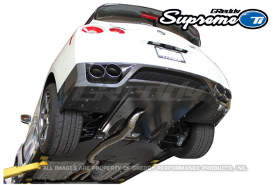 GReddy - GReddy Supreme Ti Exhaust - Image 2