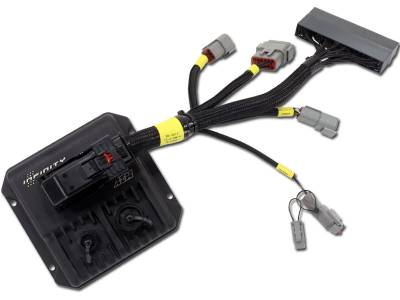 AEM Induction - AEM Electronics Infinity Plug and Play Harness - Image 3