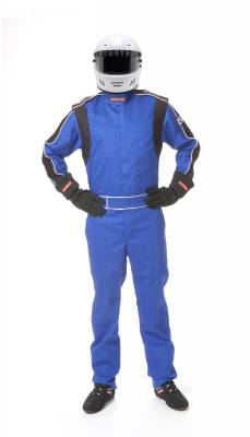 Pyrotect - Pyrotect Sportsman Deluxe One Piece 2 Layer SFI-5 100% Nomex - Image 2