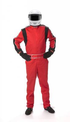 Pyrotect - Pyrotect Sportsman Deluxe One Piece 2 Layer SFI-5 100% Nomex - Image 3