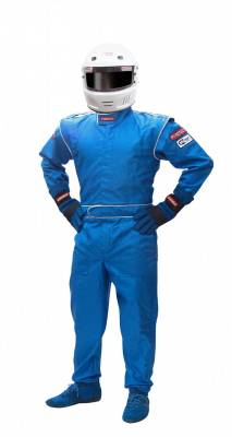 Race Gear - Racing Suits - Pyrotect - Pyrotect Junior DX SFI-1 - One Piece Suit