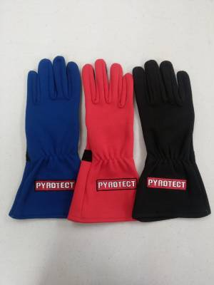 Pyrotect - Pyrotect Driving Gloves 2 Layer SFI-5 100% Nomex