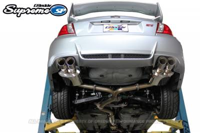 GReddy - GReddy Supreme SP Exhaust for WRX STI Sedan - Image 2