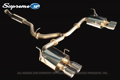 GReddy - GReddy Supreme SP Exhaust for WRX STI Sedan - Image 4