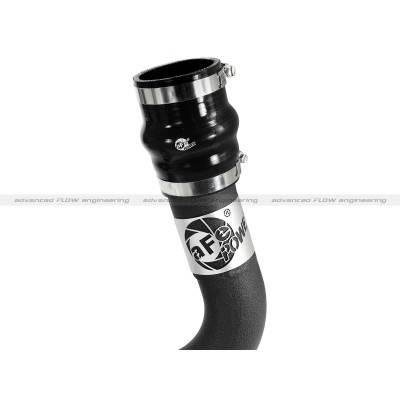 """aFe Power - aFe BladeRunner 2.5"""" Black Intercooler Tube Hot and Cold Sides - Image 9"""