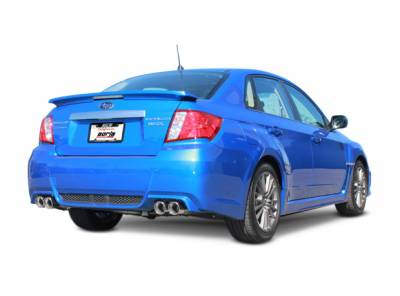 Borla - Borla Cat-Back Exhaust WRX & STI (Sedan) - Image 3