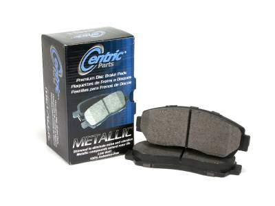 StopTech - Stoptech Centric Premium Semi-Metallic Front Brake Pads - Image 1