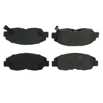 StopTech - Stoptech Centric Premium Semi-Metallic Front Brake Pads - Image 2