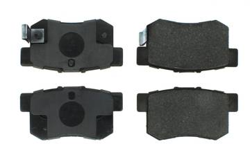 StopTech - Stoptech Centric Premium Semi-Metallic Rear Brake Pads - Image 2