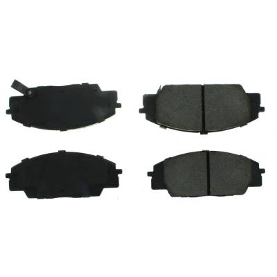 StopTech - Stoptech Centric Premium Ceramic Front Brake Pads - Image 2