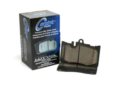 StopTech - Stoptech Centric Premium Ceramic Rear Brake Pads