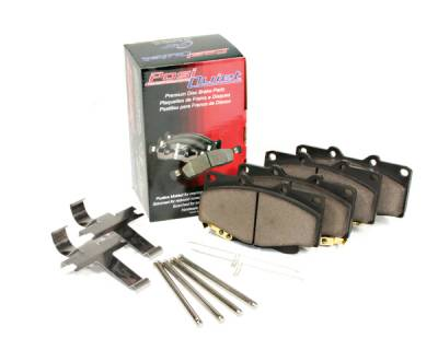 StopTech - Stoptech Posi-Quiet Ceramic Front Brake Pads - Image 1