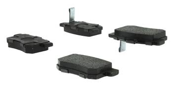 StopTech - Stoptech Posi-Quiet Ceramic Rear Brake Pads - Image 3