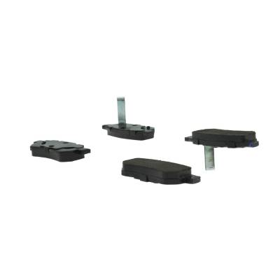 StopTech - Stoptech Posi-Quiet Ceramic Rear Brake Pads - Image 2