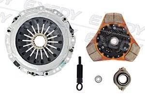 Exedy - Exedy Stage 2 Cerametallic Clutch Kit (Thick)