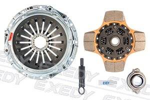 Exedy - Exedy Stage 2 Cerametallic Clutch Kit (Thick 4 puck)