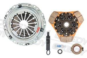 Exedy - Exedy Stage 2 Cerametallic Clutch Kit (Thin)