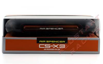 Brand Merchandise - Air Fresheners - Air Spencer - Air Spencer CS-X3 Air Freshener Citrus