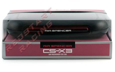 Brand Merchandise - Air Fresheners - Air Spencer - Air Spencer CS-X3 Air Freshener Crystal