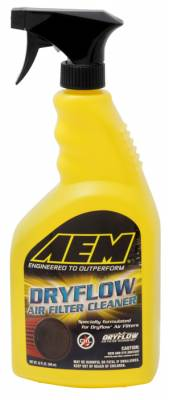 Air Intakes - Intake Accessories - AEM Induction - Air Filter Cleaner - 32 oz Trigger Sprayer