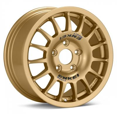 RACING EQUIPMENT - Enkei - Enkei RC-G4 Gold 15x7